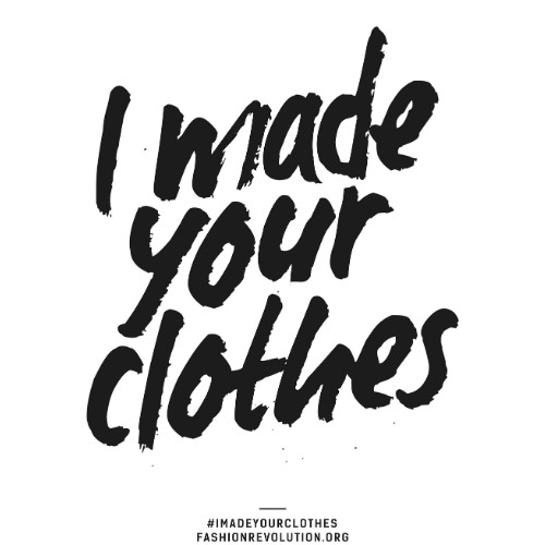 I made your clothes. Indian Tailors