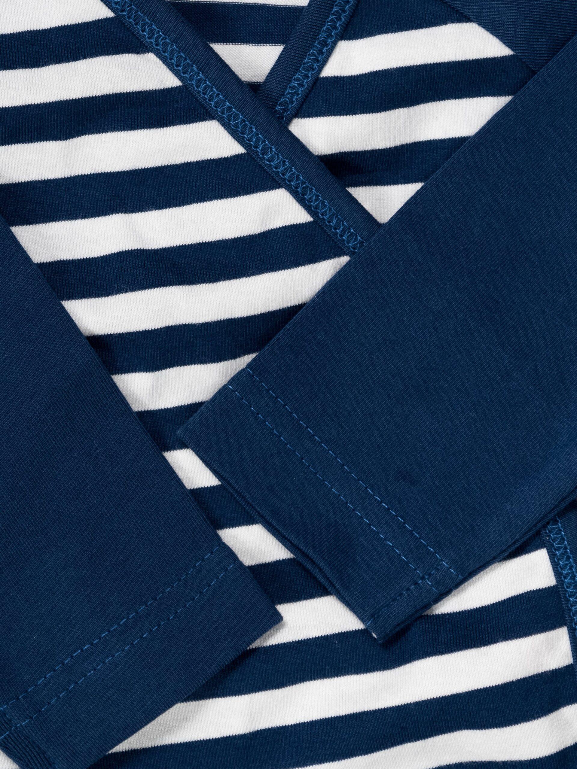 b.warm. Long-sleeved baby bodysuit made of 100% organic cotton