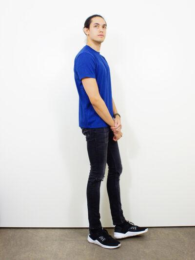 b.fresh. Herren Basic-T-Shirt aus 100% Bio-Baumwolle