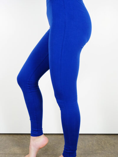 b.bequem. Damen Leggings für Alltag. 95% Bio-Baumwolle / 5% Elasthan