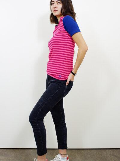 b.smoothly. Damen T-Shirt aus 100% Bio-Baumwolle
