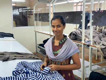 Nachhaltige Mode für faire Arbeitsplätze