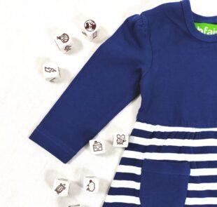 Babykleidung, 100% Bio-Baumwolle, Nachhaltige Mode, Bio