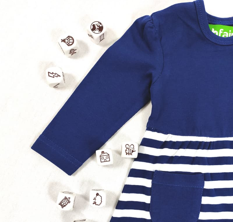 Baby Clothes, 100% Organic Cotton, Sustainable Fashion, Organic