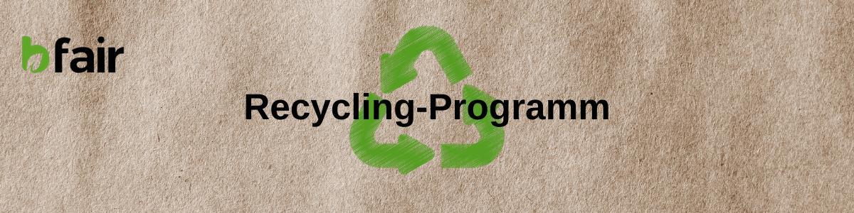 bfair, recycling program, new life for your dress, green label, organic label, organic babel, fair trade