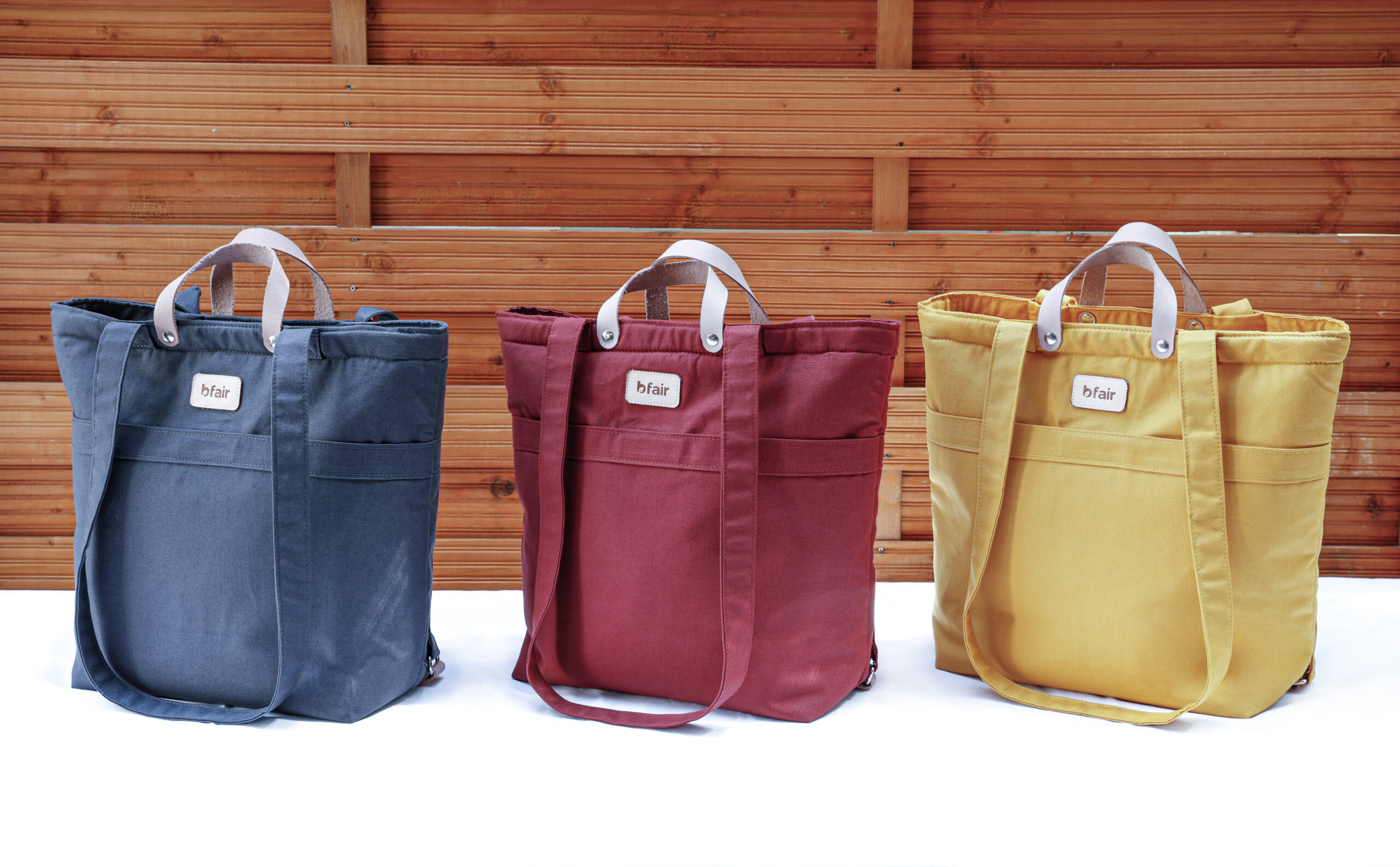 Organic and fair trade bags, made in Zurich. 100% Organic Cotton