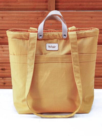 Desert: Tasche aus Bio-Baumwolle, made in Zürich