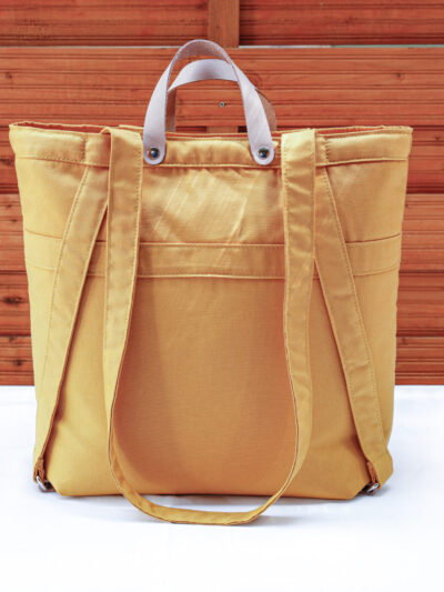Desert: Bag made of organic cotton, made in Zurich