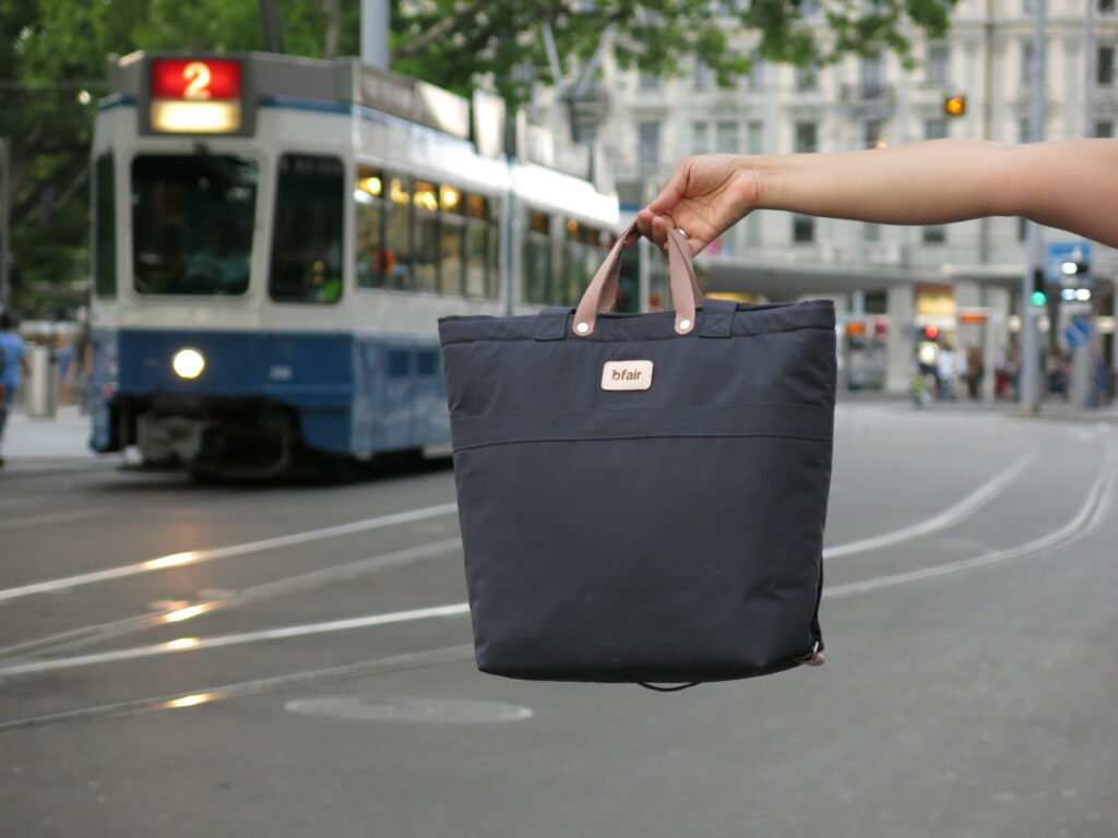 Made in Zurich, Bio Tasche